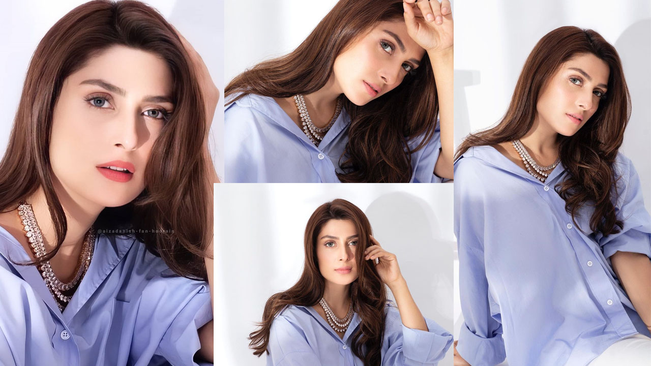 Ayeza Khan New Beautiful and Outstanding Photoshoot