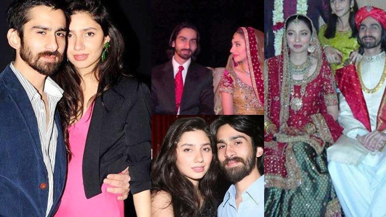 Mahira Khan old Clicks with her Husband