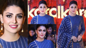 Ayeza Khan New Lovely and Adorable Clicks with New Collection of Alkaram