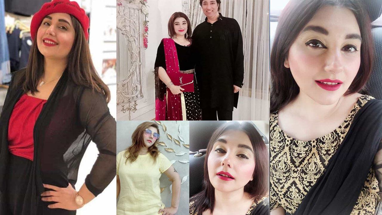 Javeria Suad looking Smart New Latest Pictures with her Family