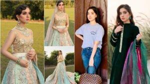 Arisha Razi New Latest Photoshoot her own Brand