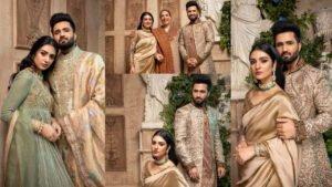 Sarah Khan and Falak Shabbir New Collection Pictures