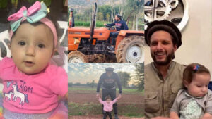 Shahid Afridi latest visit in his Village Lovely Pictures