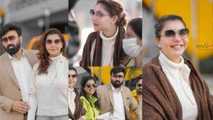 Yasir Nawaz and Nida Yasir New Romantic Clicks