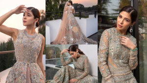 The stunning beauty Ayesha Omer new photoshoot