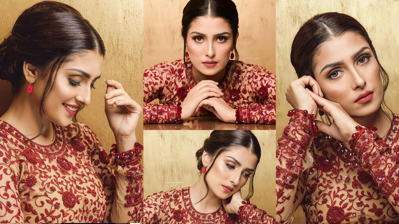 Ayeza Khan Looking Young in her New Pictures