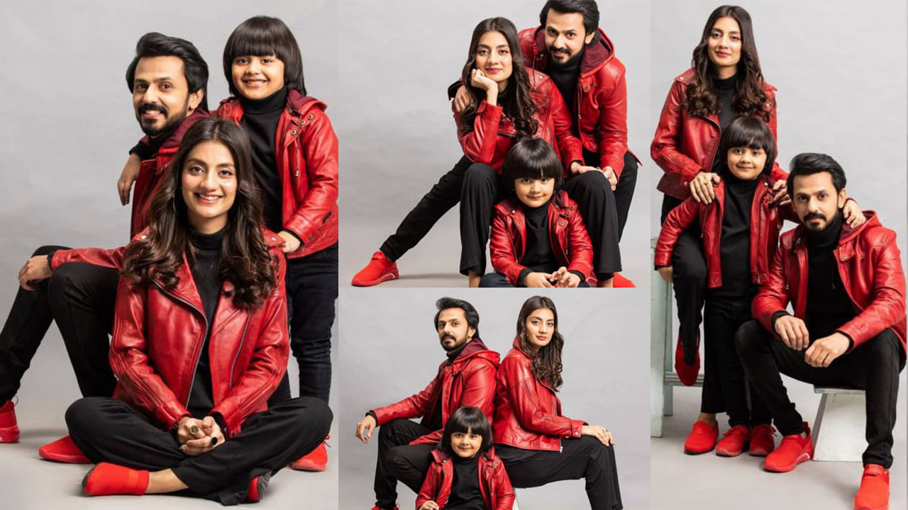 Bilal Qureshi and Uroosa Bilal New Amazing Pictures