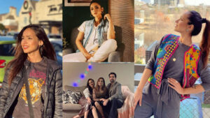 Faryal Mehmood New Bold Pictures looking Western Girl