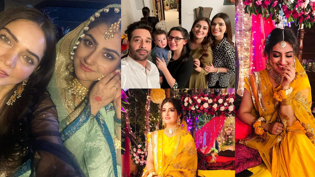 Hiba Bukhari New Clicks from her Drama Fitoor
