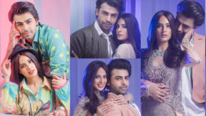 Iqra Aziz and Farhan Saeed  together Attractive Pictures