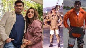 Nadia Khan Husband Belongs from Army Retired Commander of Pak Air Force