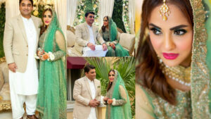 Read more about the article Nadia Khan Pakistani Famous Host Got 3rd Marriage