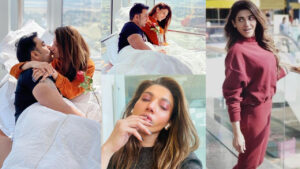 Sana Fakhar New Bold Pictures with Husband on Holiday Honeymoon