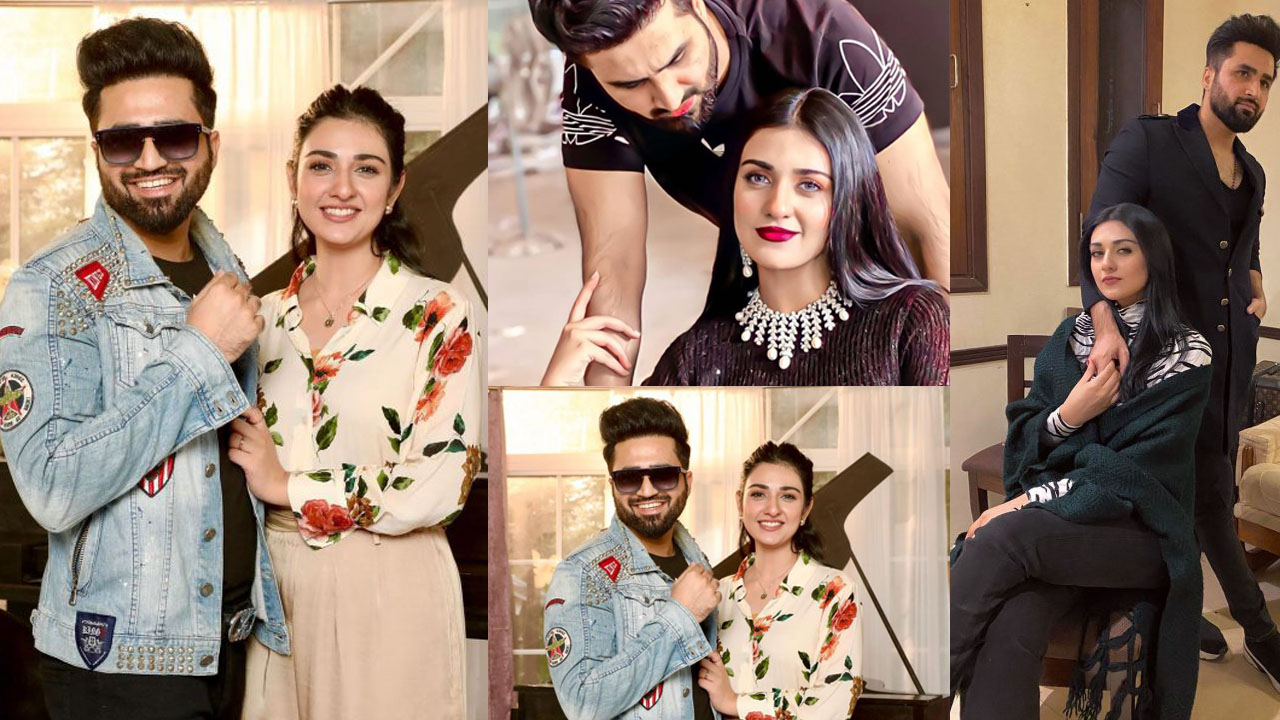 Sarah Khan and Falak Shabbir New Latest Pictures