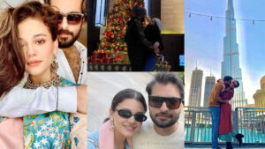 Zara Noor Abbas Enjoying with her Husband Asad Siddiqui Latest Pictures