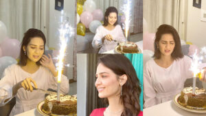 Madiha Imam Celebrate her 30th birthday Pictures