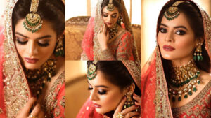 Minal Khan Again in Bridal Dress but still Single
