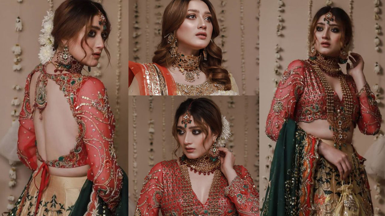 Momina Iqbal Actress of Ehd e Wafa Drama latest clicks