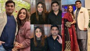 Nadia Khan Tells the love story of her 2nd Husband