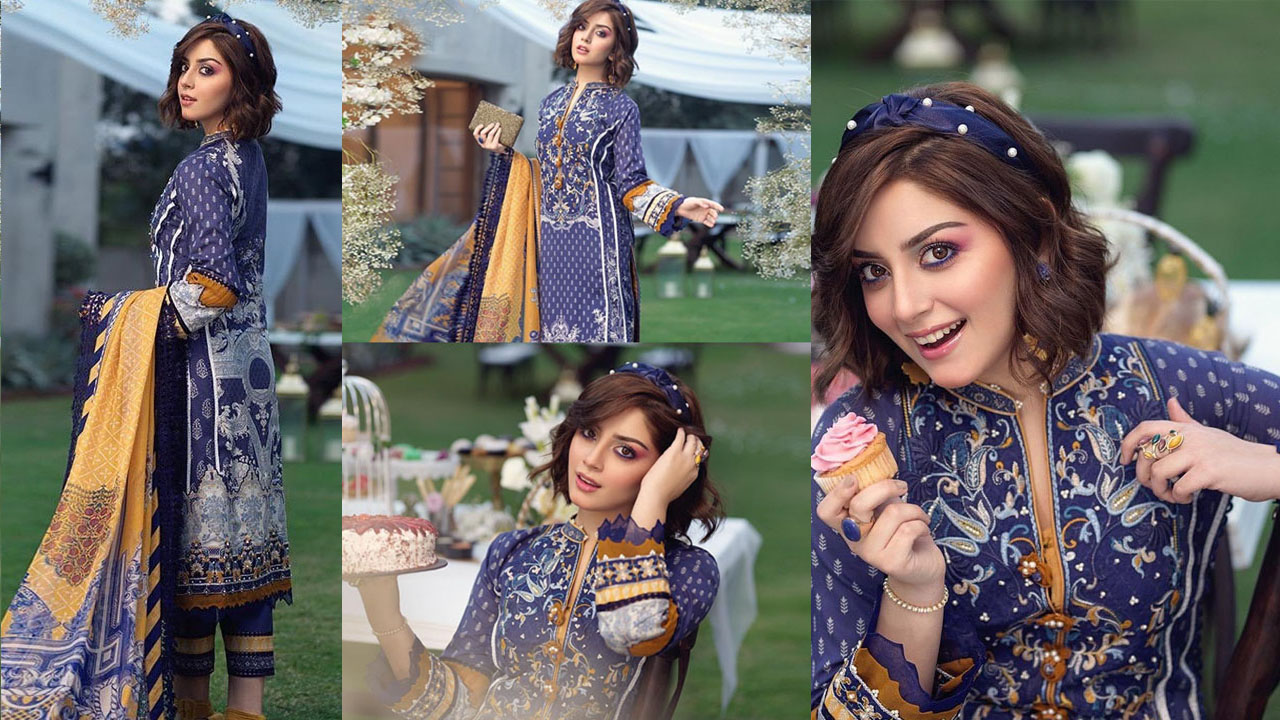 Alizeh Shah New Tradition dresses Clicks