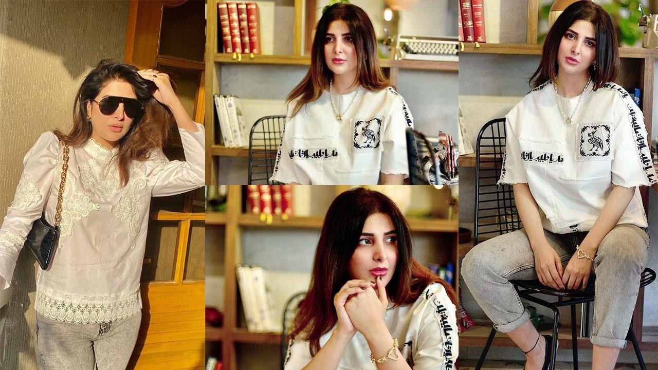 Areeba Habib Actress of Jalan Drama Some Lovely Pictures