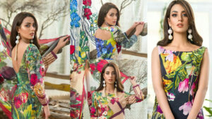 Iqra Aziz Looking Overlook and Fit in New Collection