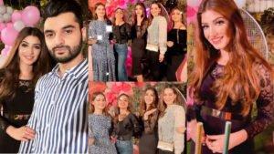 Kinza Hashmi Celebrate her Birthday with Showbiz Friends