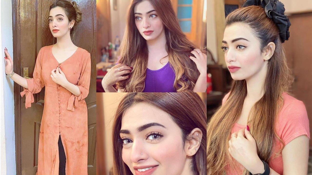 Nawal Saeed Rising Star of Pakistan Some Lovely Clicks