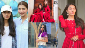 Nida Yasir Daughter Silah Yasir looking more pretty than her mother