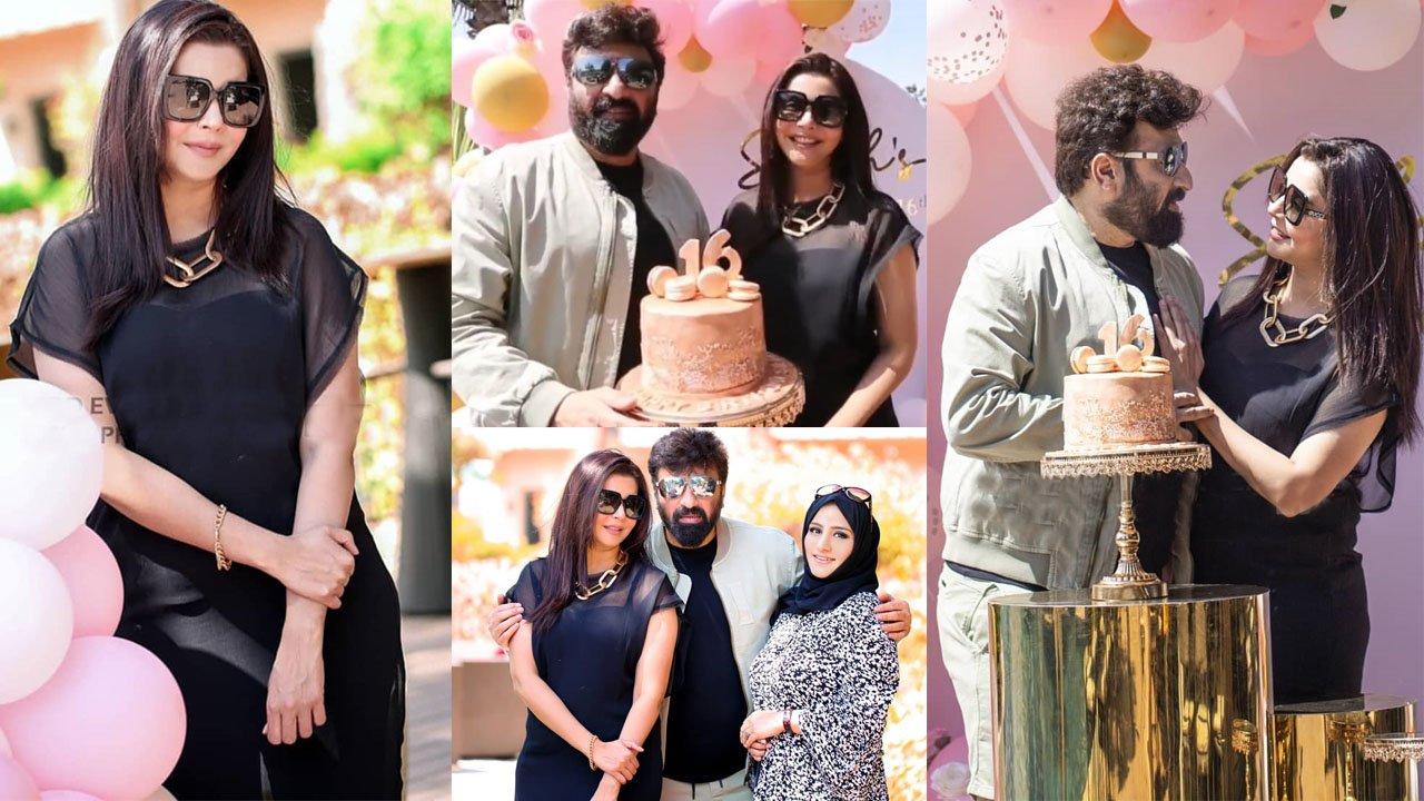 Nida Yasir and Yasir Nawaz Celebrate their Wedding Anniversary