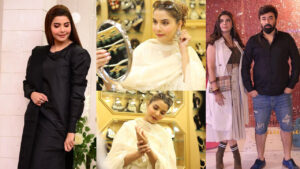 Read more about the article Nida Yasir and Yasir Nawaz looking Over in new costume