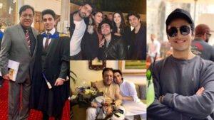 Sohail Ahmed Azizi Son Hamza Sohail Start the journey on Acting