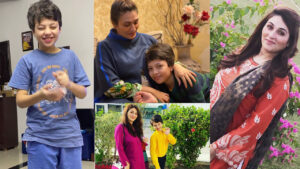 Qurat Ul Ain Wife of Iqrar Ul Hassan New Pictures with Phalaj