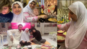 Javeria Saud Iftari Routine Cooking for Family Lovely Clicks