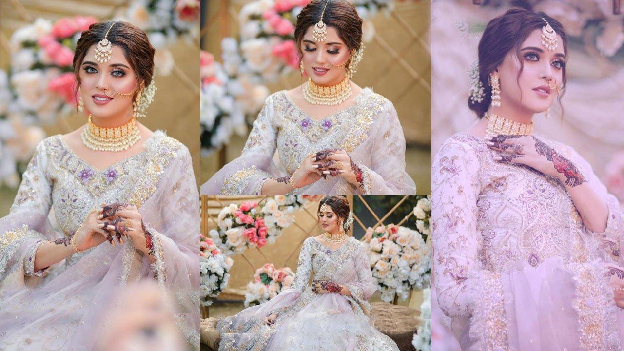 Kanwal Aftab 1st Photoshoot After Marriage with Zulqarnain