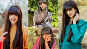Mawra Hocane New Eid look with Outstanding Hair Style