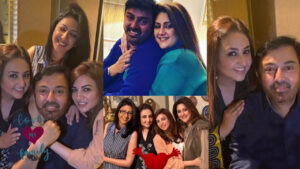 Noman Ijaz Family gathering Party with Adorable Pictures