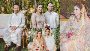 Sabaat Drama Actor Usman Mukhtar Finally Got Married Clicks