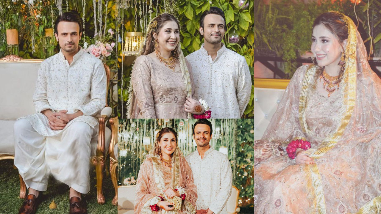 Sabaat Drama Actor Usman Mukhtar Finally Got Married Clicks