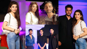 Urwa Hocane at Imran Ashraf Son Birthday with outclass Outfit pictures