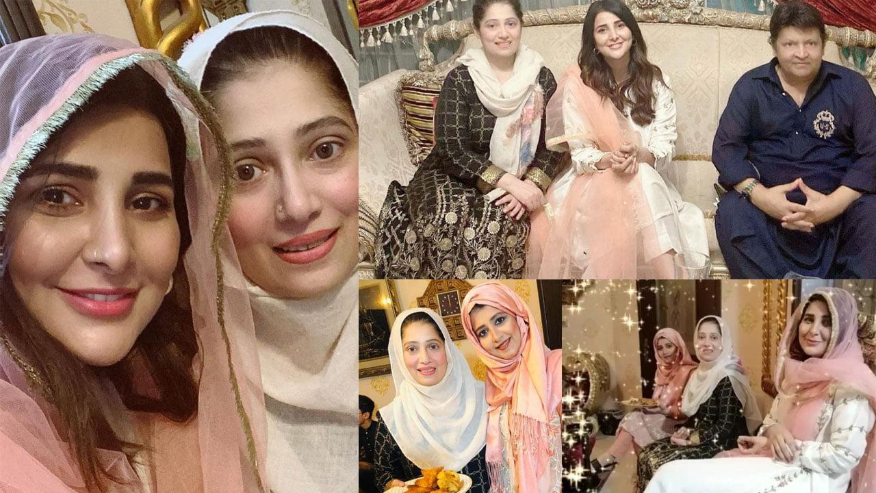 Areeba Habib at Aftar Party Arranged by Umer Sharif