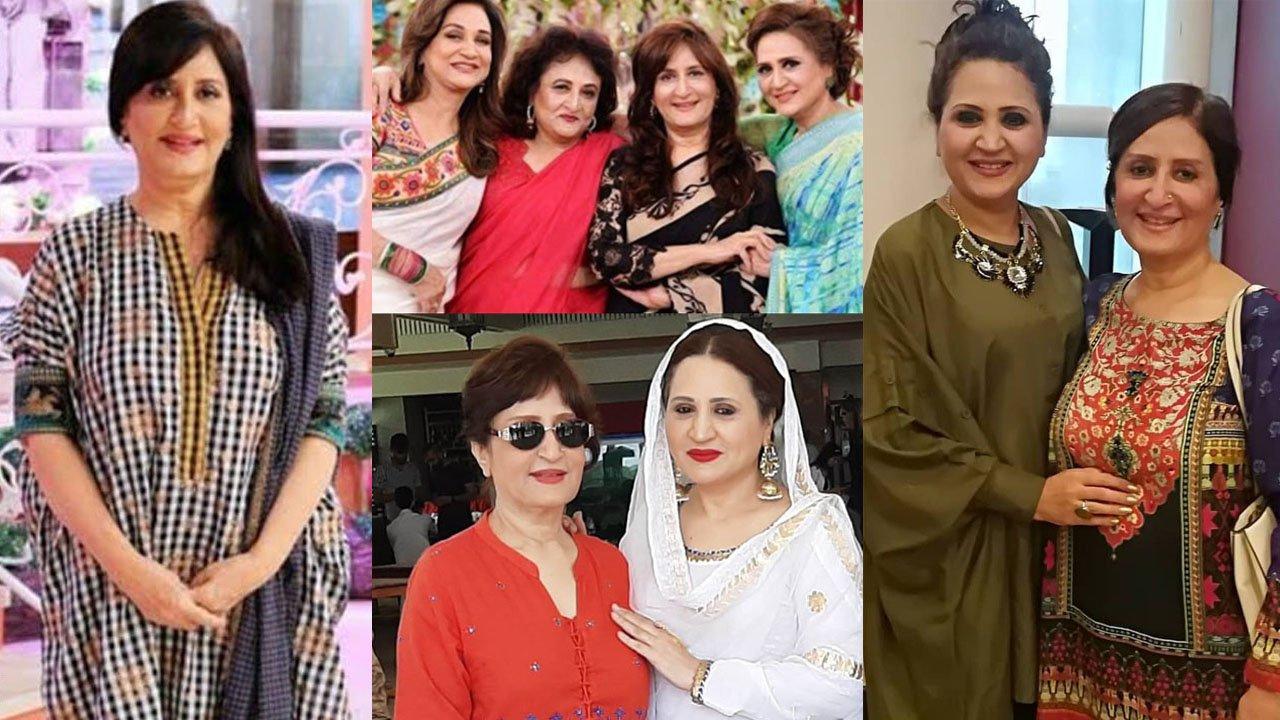 Bushra Ansari and Asma Abbas Sister Sumbul Rest in peace
