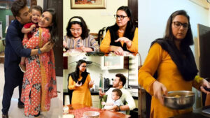 Read more about the article Faysal Qureshi Enjoy the Sehri Event with his Family and Young Wife