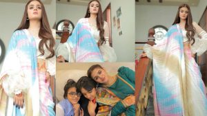 Actress Hira Mani Introduce New Mehndi Style Outclass Pictures