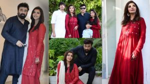 Read more about the article Nida Yasir and Yasir Nawaz Eid day Pictures with Family