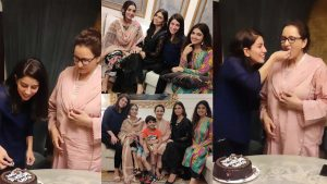Read more about the article Saba Faisal Daughter Sadia Faisal Celebrate her Birthday with Family and Friends