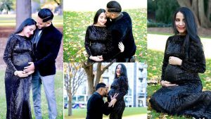 Read more about the article Sania Shamshad Expecting her first baby New Pictures with Husband