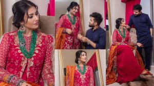 Read more about the article Falak Shabbir and Sarah Khan 2nd day of Eid Adorable Pictures