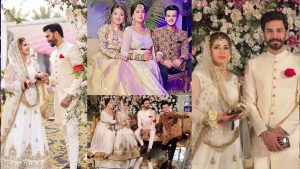 Read more about the article TikTok Star Dr. Madiha Khan and MJ Ahsan becomes Husband Wife Wedding Pictures