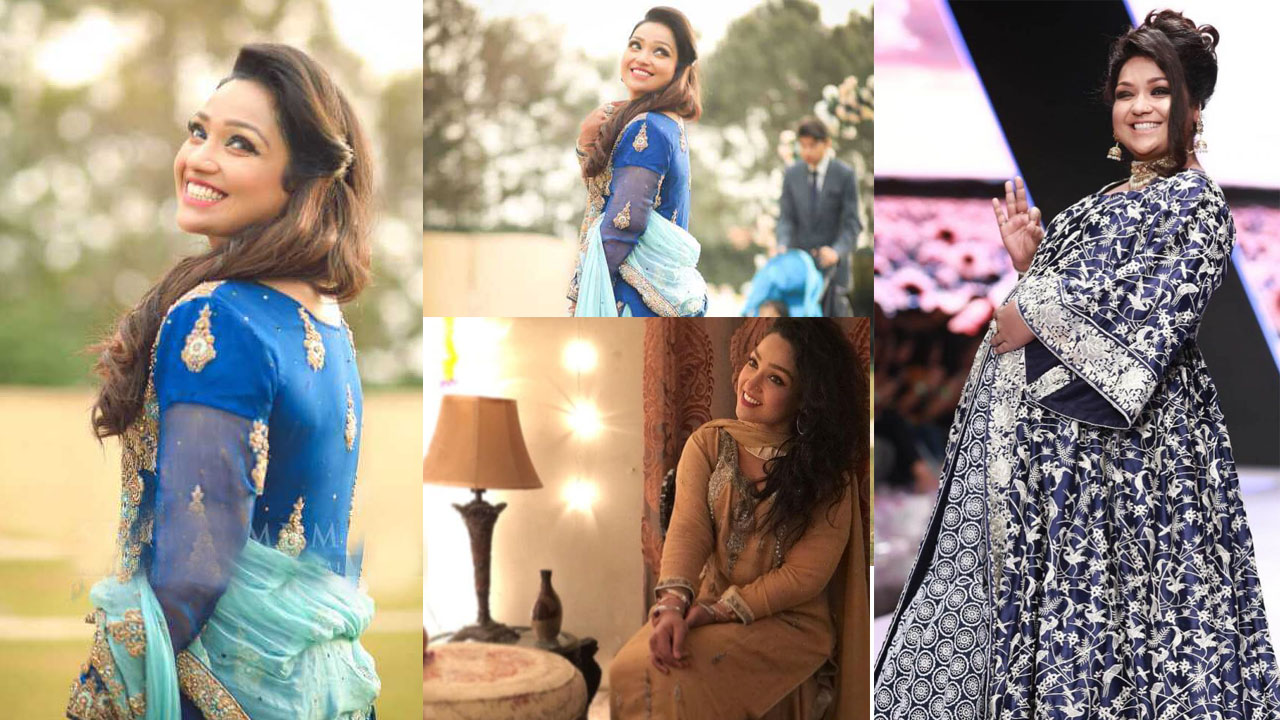 Uroosa Siddiqui Totally Transform her Body and looking so smart
